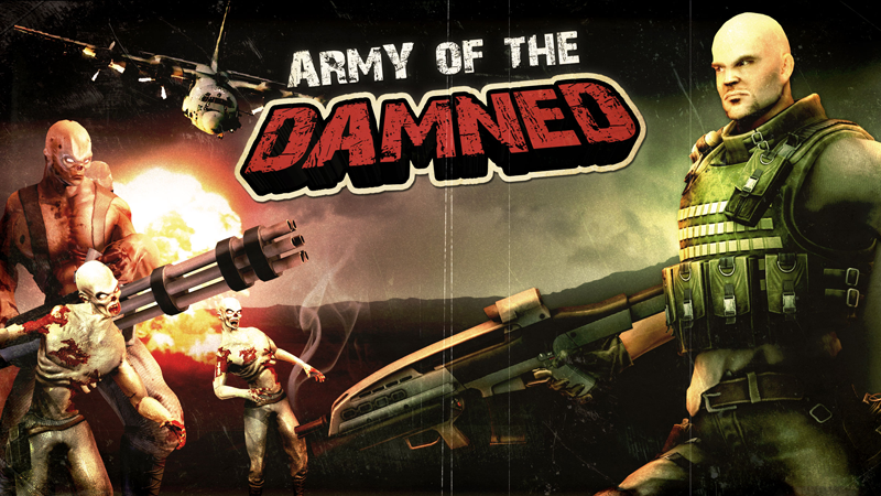 Army of the damned cover